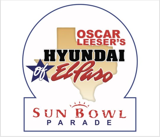 The new Thanksgiving parade logo features Oscar Leeser's company.