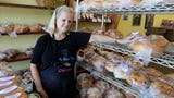 Chanalee Fischer Schlisser, the owner of The Challah Fairy in New City, talks about her variety of challah.