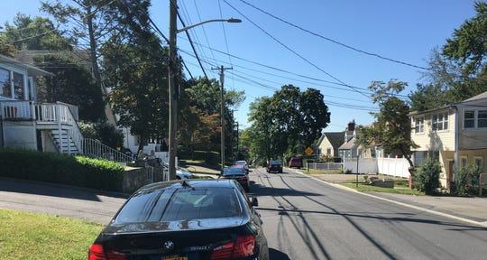 The FBI and Greenburgh police searched a home on South Stone Avenue in Elmsford on Sept. 19, 2019, as part of an investigation into a crack cocaine ring.