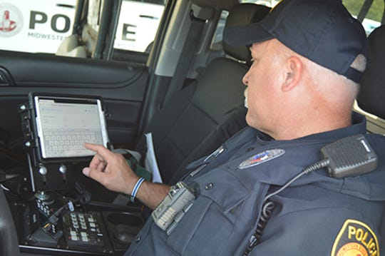 In 2018, the MSU PD sought and obtained a grant of more than $86,000 to acquire the hardware and software necessary to make this transition. Police cars were equipped with WIFI, designed for first responders, allowing the officers to file reports from the field.