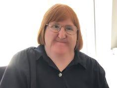 Writer Melissa Blake