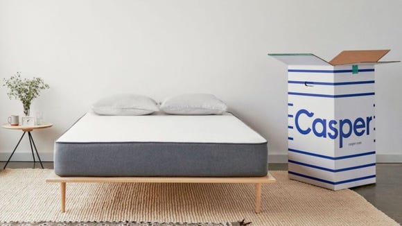 Get cozy this fall with a brand new Casper mattress.