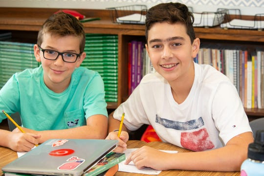 The Quaker school offers a college preparatory curriculum – including athletics, the arts and community service.