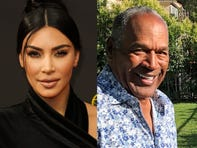 Kim Kardashian West recalls tearful, 'emotional' reunion with O.J. Simpson and her sisters