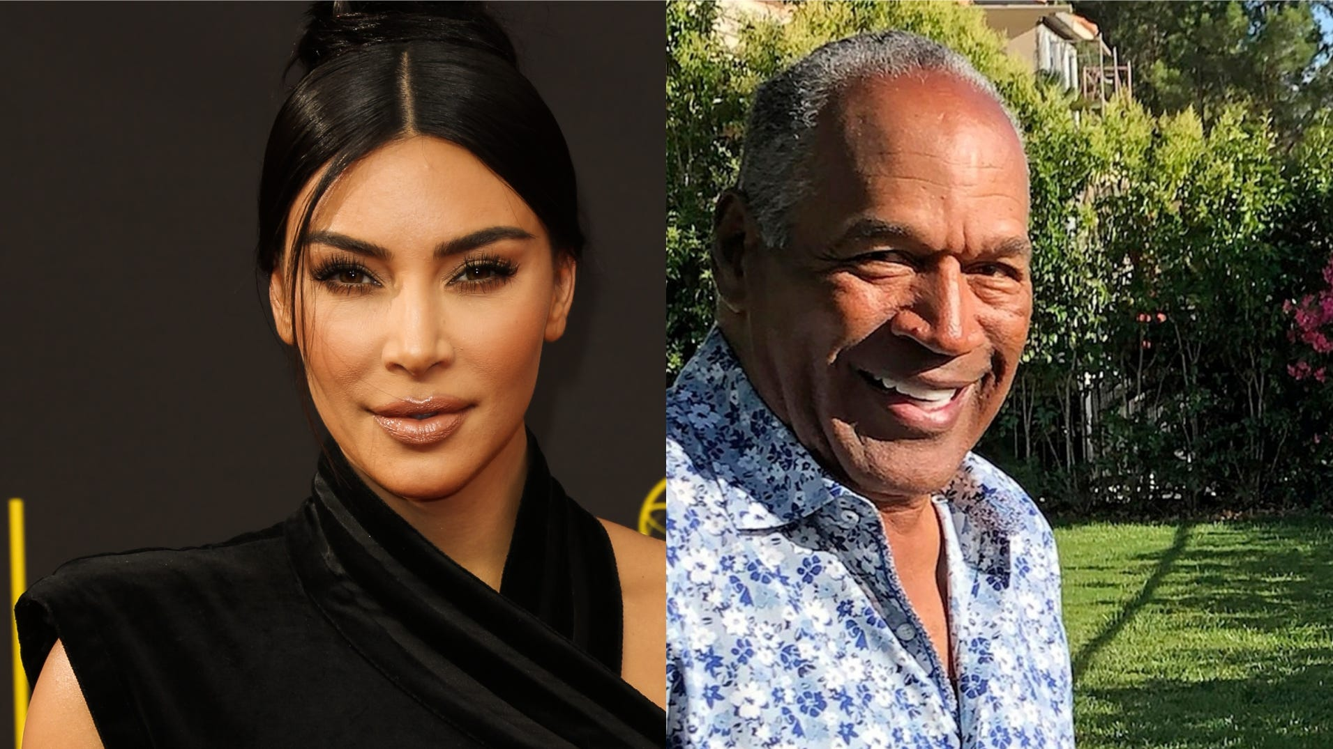 Kim Kardashian Talks Emotional O J Simpson Reunion We Were Crying Additionally, there are three tappable items. o j simpson reunion