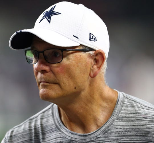 Cowboys defensive coordinator Rod Marinelli has intimate knowledge of being on a winless team.