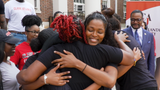 These scholars were worried about how they were going to pay for their last semester at Clark Atlanta University. Two alumni planned an incredible gift so they wouldn't have to worry about that anymore.