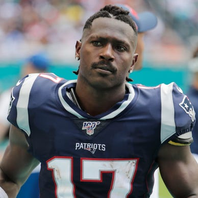 quality design 2c8db 4fd10 Is Antonio Brown's career over after Patriots release?