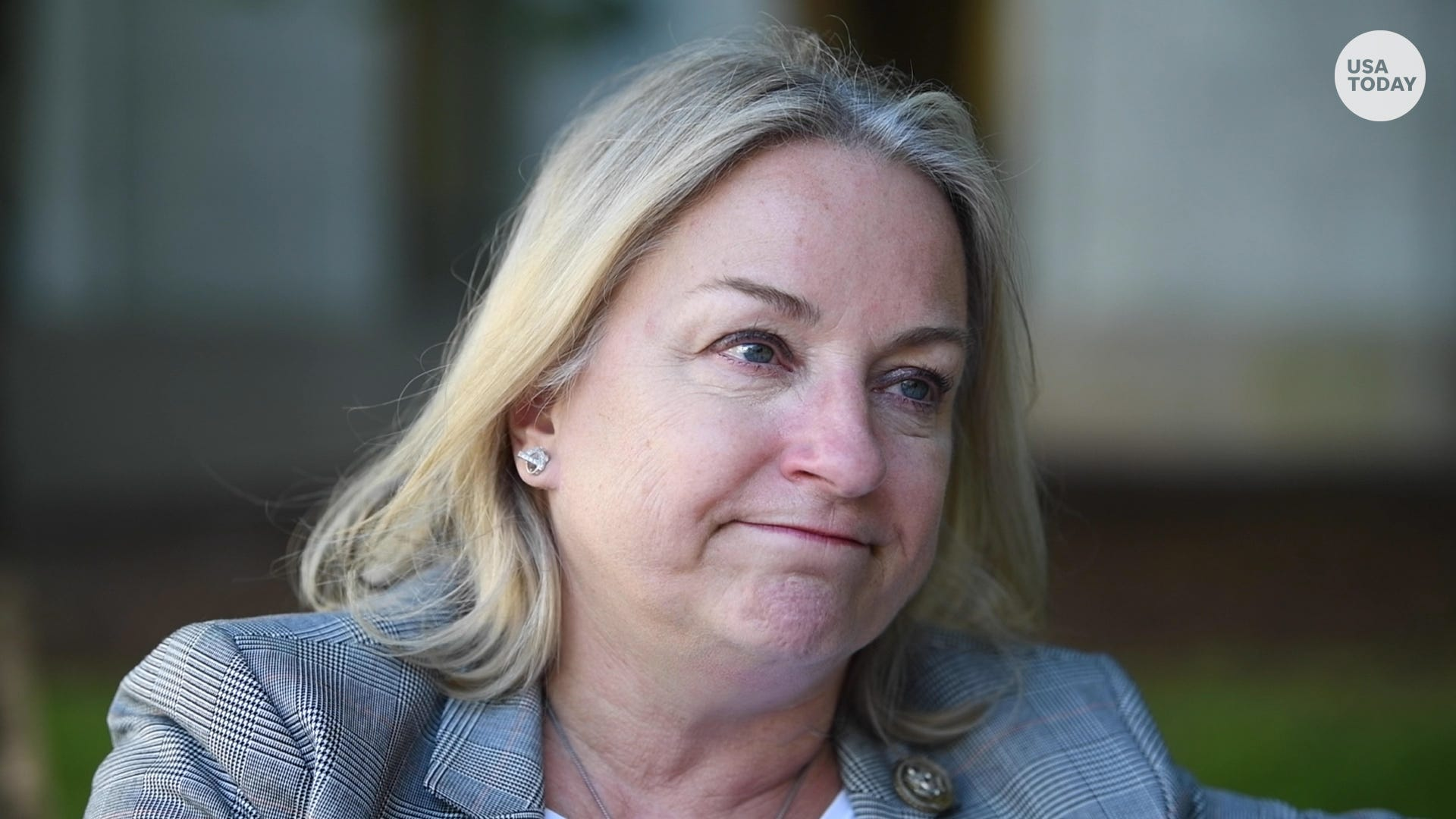 Suicide changed her life forever; tearful Rep. Susan Wild calls it a