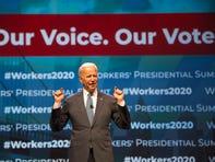 Joe Biden: Trump's reported effort to get Ukraine president to investigate him 'abhorrent'