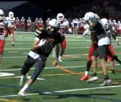 Battle of Shore Undefeateds: Manalapan @ Toms RIver North