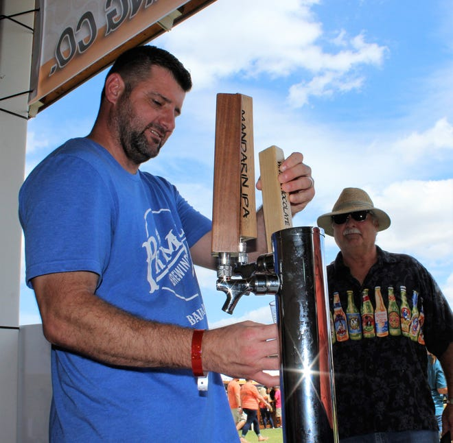 This year's Abilene Beer Summit, at which guests can sample dozens of craft beers in one location, will not be held.