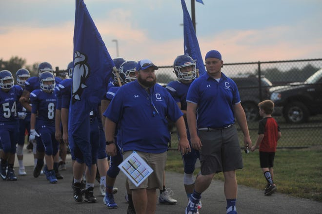 Crestline will officially compete in a football conference for the first time since 2014.