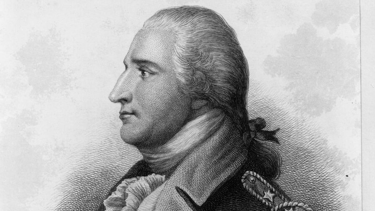 Today in History, September 23, 1780: Benedict Arnold's treason discovered during Revolutionary War