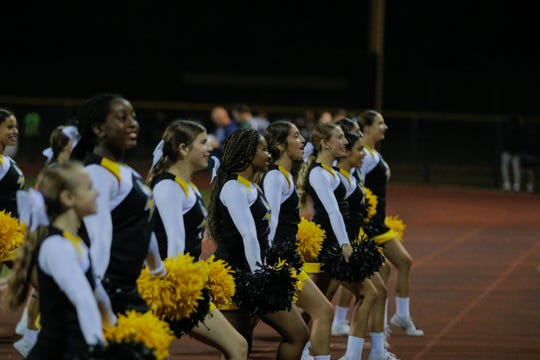 The South Brunswick High School cheerleaders were voted the Greater Middlesex Conference's best in our online poll