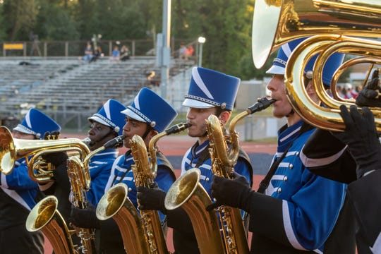 The Carteret High School marching band was voted the Greater Middlesex Conference's best in our online poll