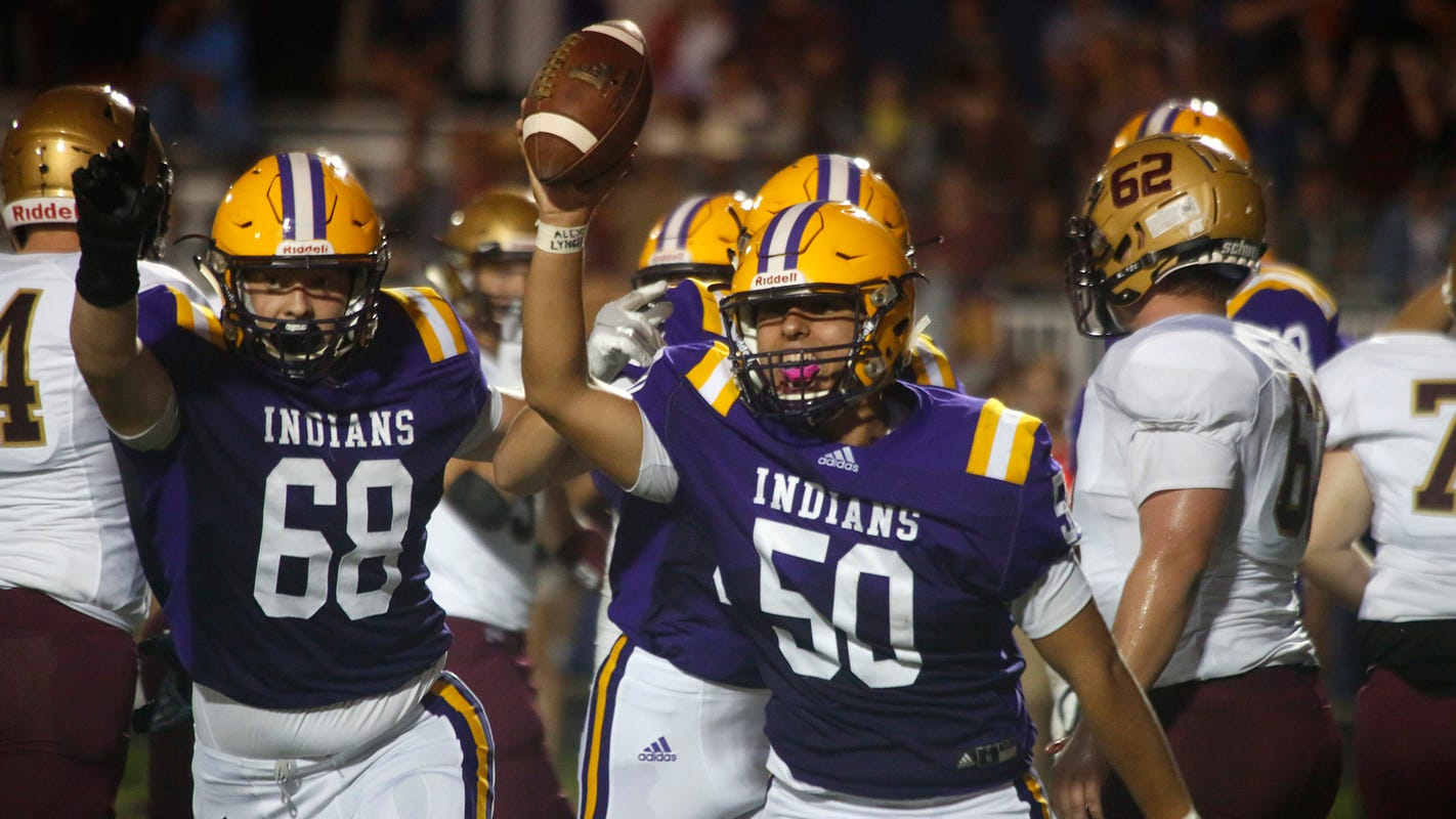 Indianola posts 59 points in homecoming win over D.M. Lincoln