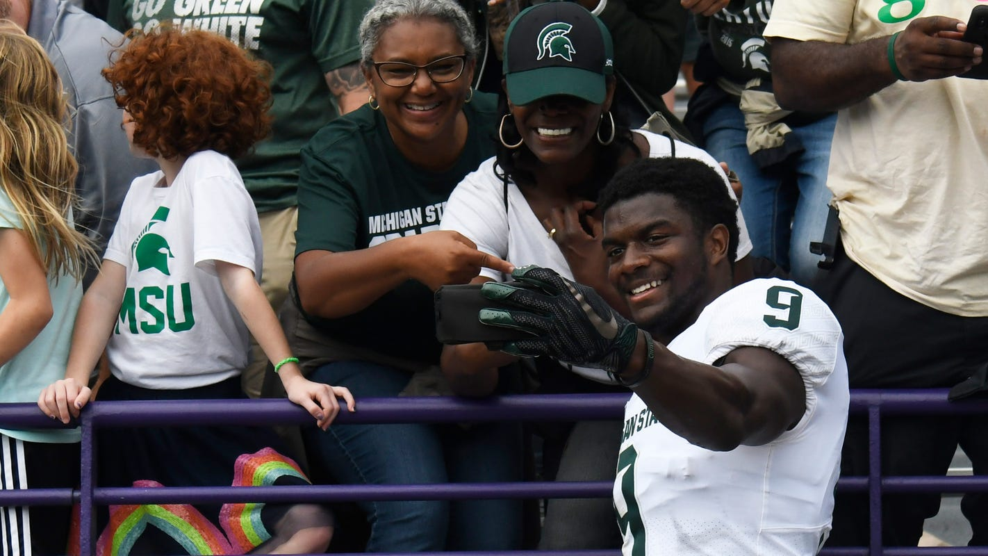 Michigan State football senior DB Dominique Long named semifinalist for top academic honor