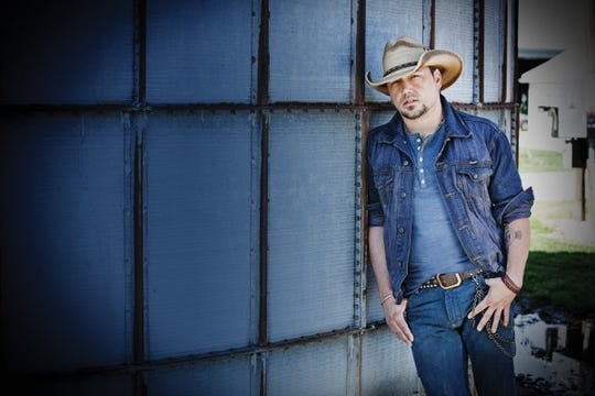 "Jason Aldean, due Saturday and Sunday nights at DTE Energy Music Theatre, will release his next album, titled simply ""9,"" on Nov. 22."