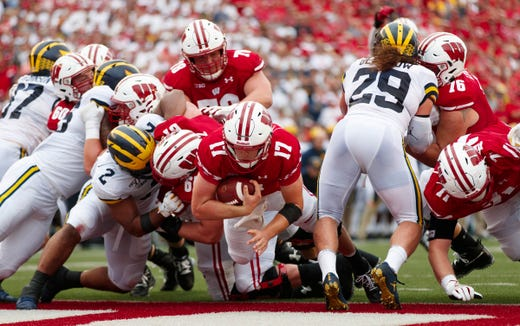 Jim Harbaugh sums up Michigan football's loss to Wisconsin: (BLEEP) ME!