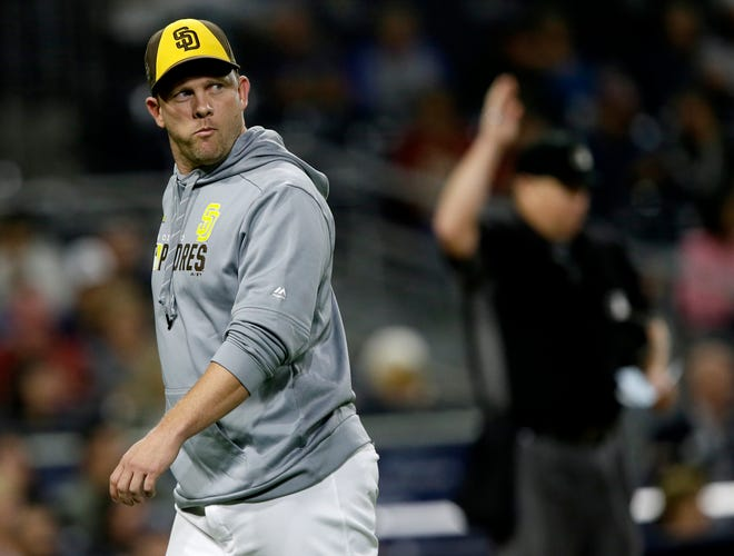 Andy Green has been fired as San Diego Padres manager.