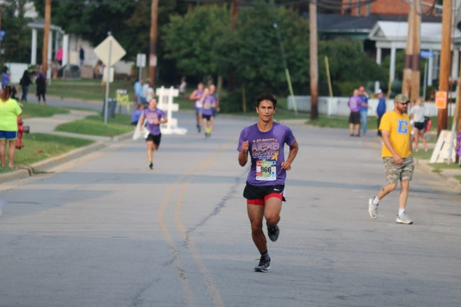 This year's Alexa Brown Memorial 5K  was its biggest race yet, as the most runners and walkers it has ever had were able to enjoy it in near-perfect weather on Saturday morning at the Clyde Fair.