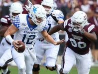 Who's in, who's out: 5 Mississippi State players suspended against No. 3 LSU