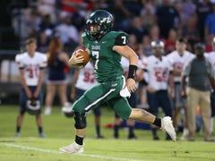 Mississippi high school football scores for Sept. 20