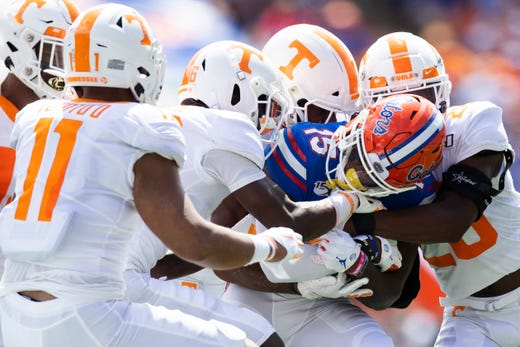 Tennessee Vols have not won in The Swamp vs Florida Gators in 5,845 days. When will it end?