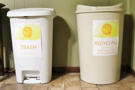 Reducing overall waste should be a priority as well as recycling.
