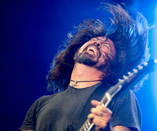 Dave Grohl and the rest of the Foo Fighters will be at the Resch Center on Oct. 15 for their rescheduled The Van Tour.