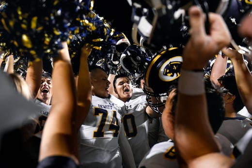 Michigan high school football: Scores, results from Week 4