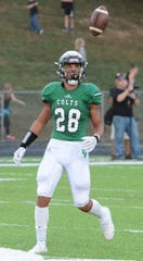 Clear Fork's Elijah Hughes had a monster game as the Colts beat Bellevue in a huge nonconference battle Friday night.