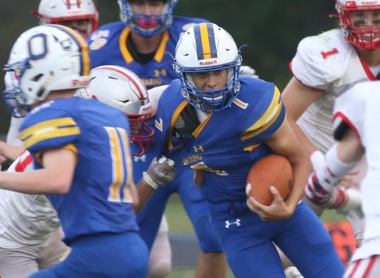 Ontario's Ethan Snyder will look to get the Warriors back on track with a trip to Clear Fork in Week 7.