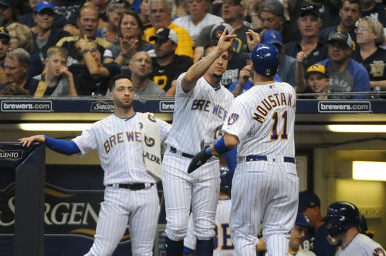 Brewers 10, Pirates 1: The roll continues as the bats break out on a big night