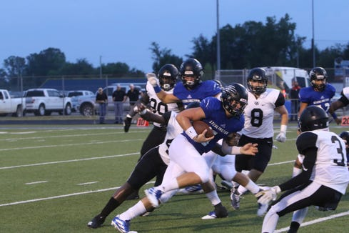 Sterlington held as Class 3A's no. 1 team in the latest Louisiana Sports Writers Association high-school football polls. The Panthers are on a bye this week.