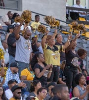 Alabama State University faced off with Grambling State University at home for the 42nd time in the schools' histories.
