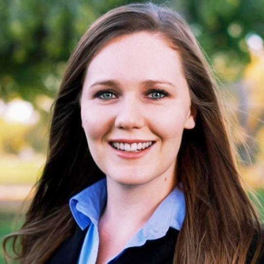 Kelsey Rader, the City of Albuquerque's first sustainability officer, will be one of the panelists at NMSUCCESS to speak on how Albuquerque plans to shrink its overall carbon footprint.