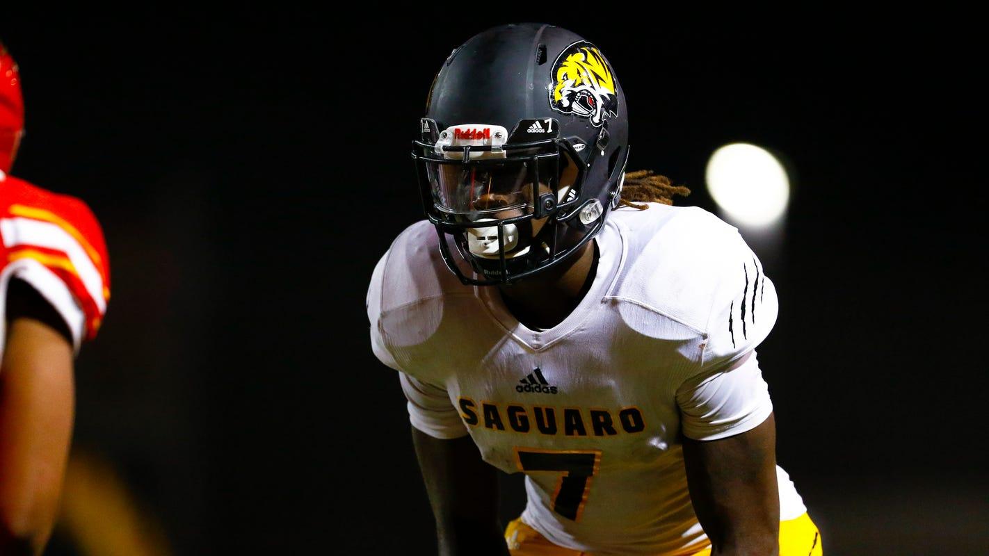 Arizona high school football Week 5 top performers