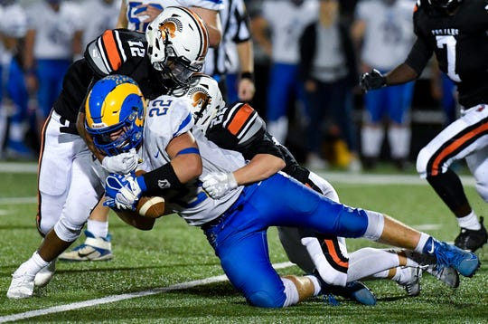 Kennard-Dale at York Suburban football, Friday, Septmber 20, 2019.