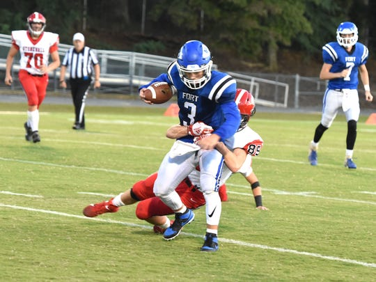 Fort Defiance has a big challenge against Rockbridge this Friday night.