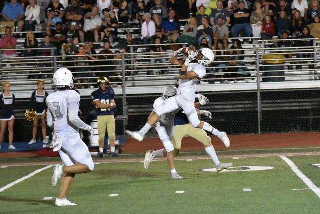 Pine View beat Snow Canyon 45-31 on September 21, 2019.