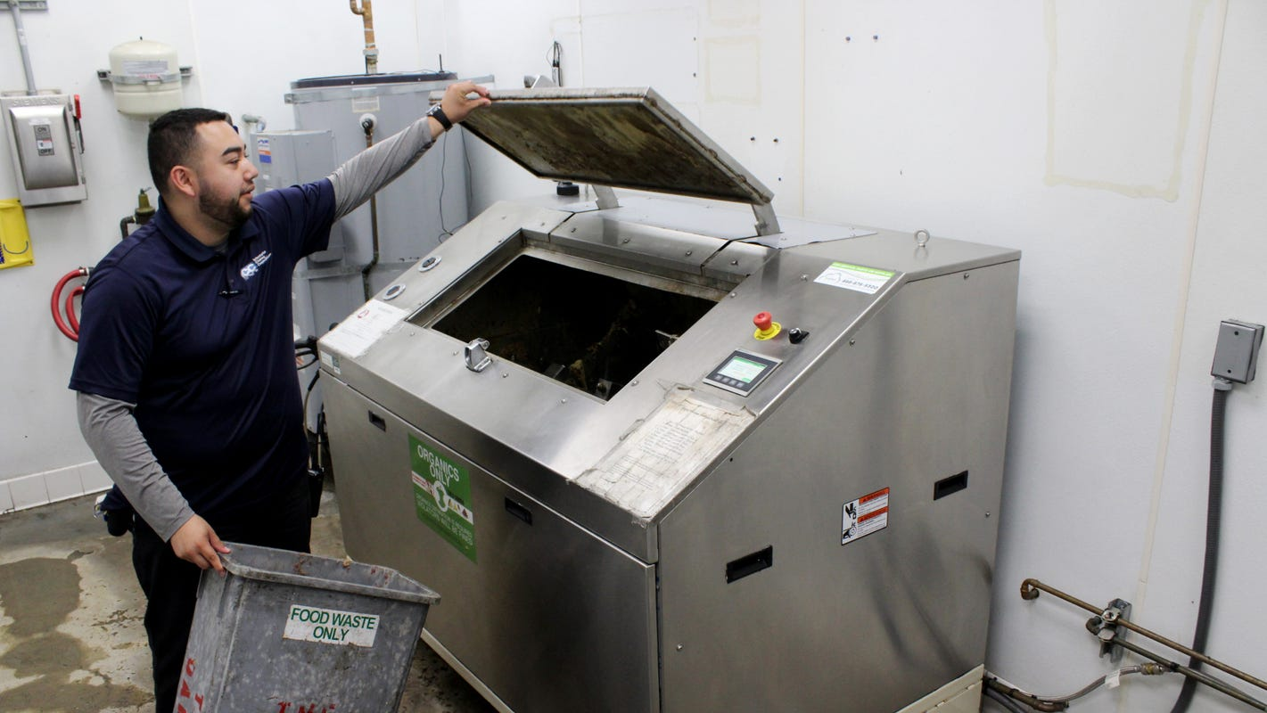 Eco-Tip: Is the sewer a good place for food scraps?
