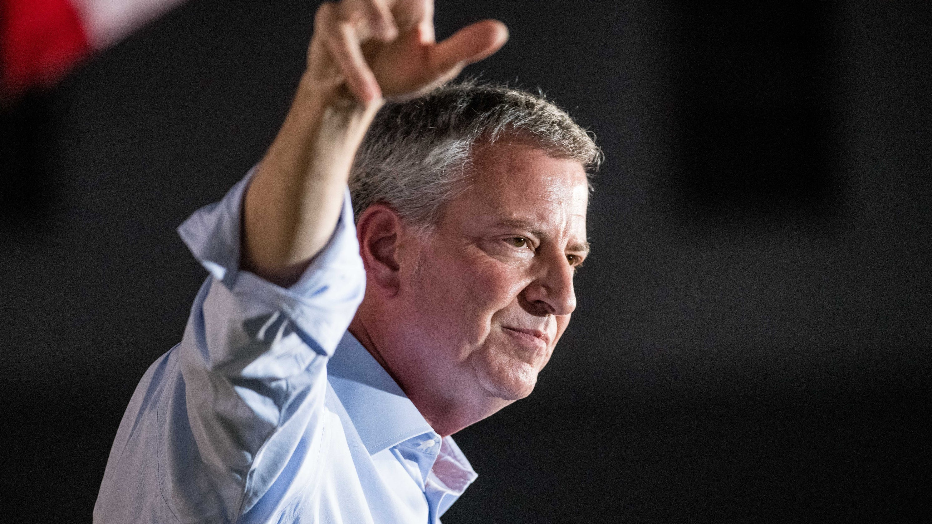 New York Post blasts Bill de Blasio with 'obituary' for his ended presidential campaign