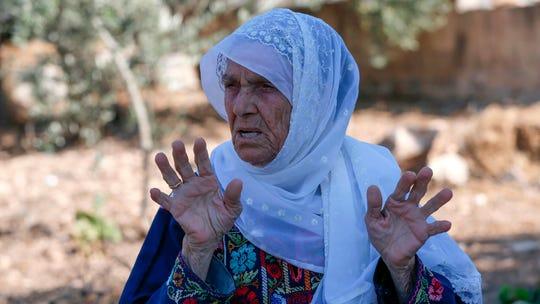Rep. Rashida Tlaib's grandmother to Donald Trump: Let's talk about your peace plan