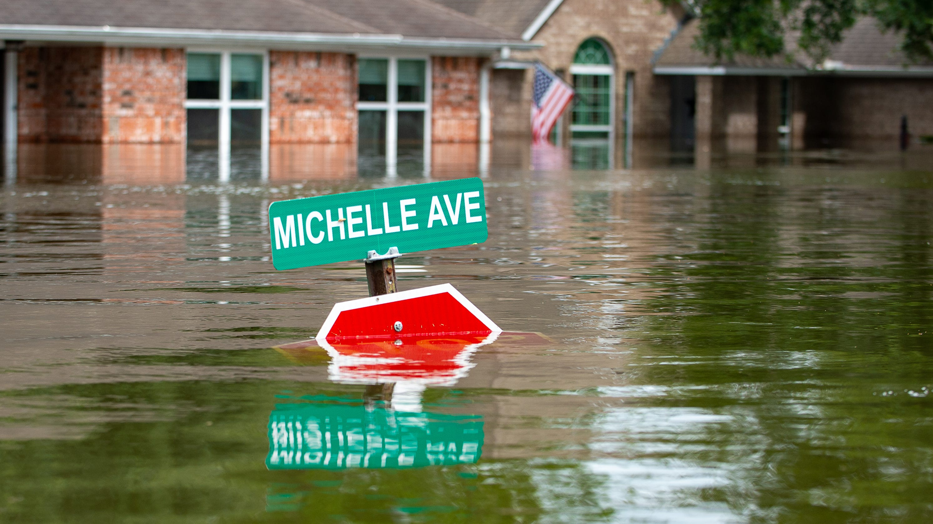 5 deaths now linked to flooding in Texas after Tropical Storm Imelda