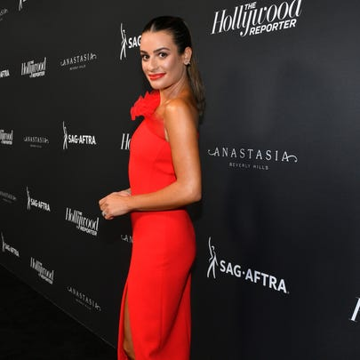 BEVERLY HILLS, CALIFORNIA - SEPTEMBER 20: Lea Michele attends The Hollywood Reporter & SAG-AFTRA 3rd annual Emmy Nominees Night presented by Heineken and Anastasia Beverly Hills at Avra Beverly Hills Estiatorio on September 20, 2019 in Beverly Hills, California. (Photo by Amy Sussman/Getty Images for The Hollywood Reporter) ORG XMIT: 775408509 ORIG FILE ID: 1176054370