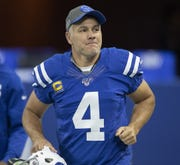 The Indianapolis Colts severed ties Monday with legendary kicker Adam Vinatieri.