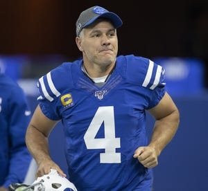 Colts Put Kicker Adam Vinatieri On Injured Reserve