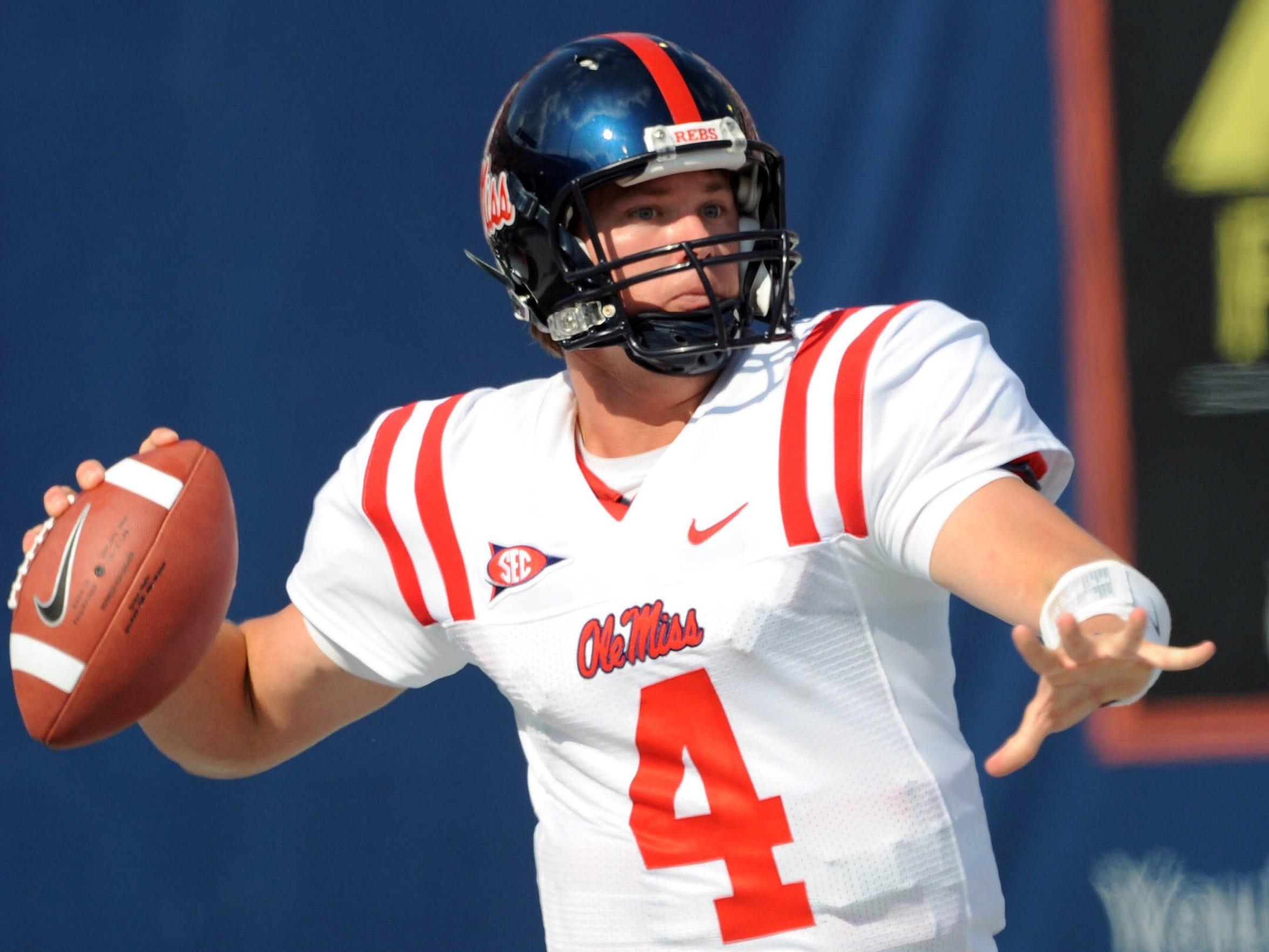 Former Ole Miss quarterback Jevan Snead was found dead in Austin on Sept. 21, 2019.